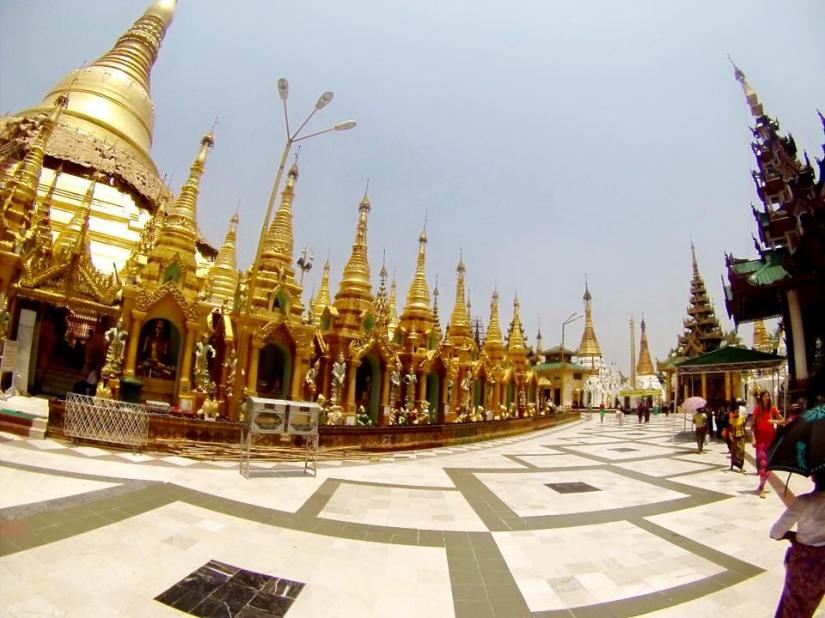 More of Myanmar: Yangon and Inle Lake(for a hotsec)